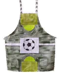 90C439-avental-infantil-futebol-chef