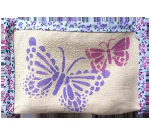 940675 caixinha organizadora borboleta
