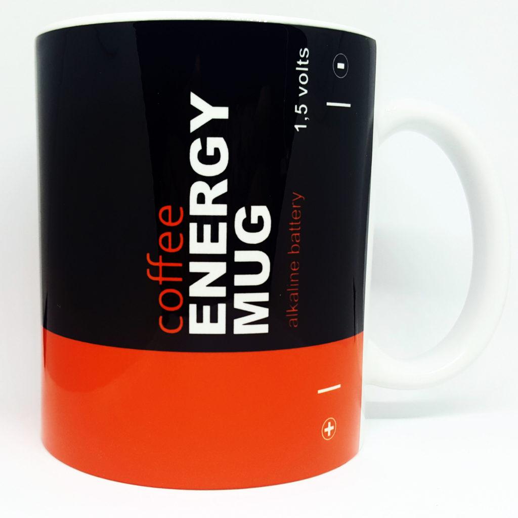 Caneca Coffe Energy Mug