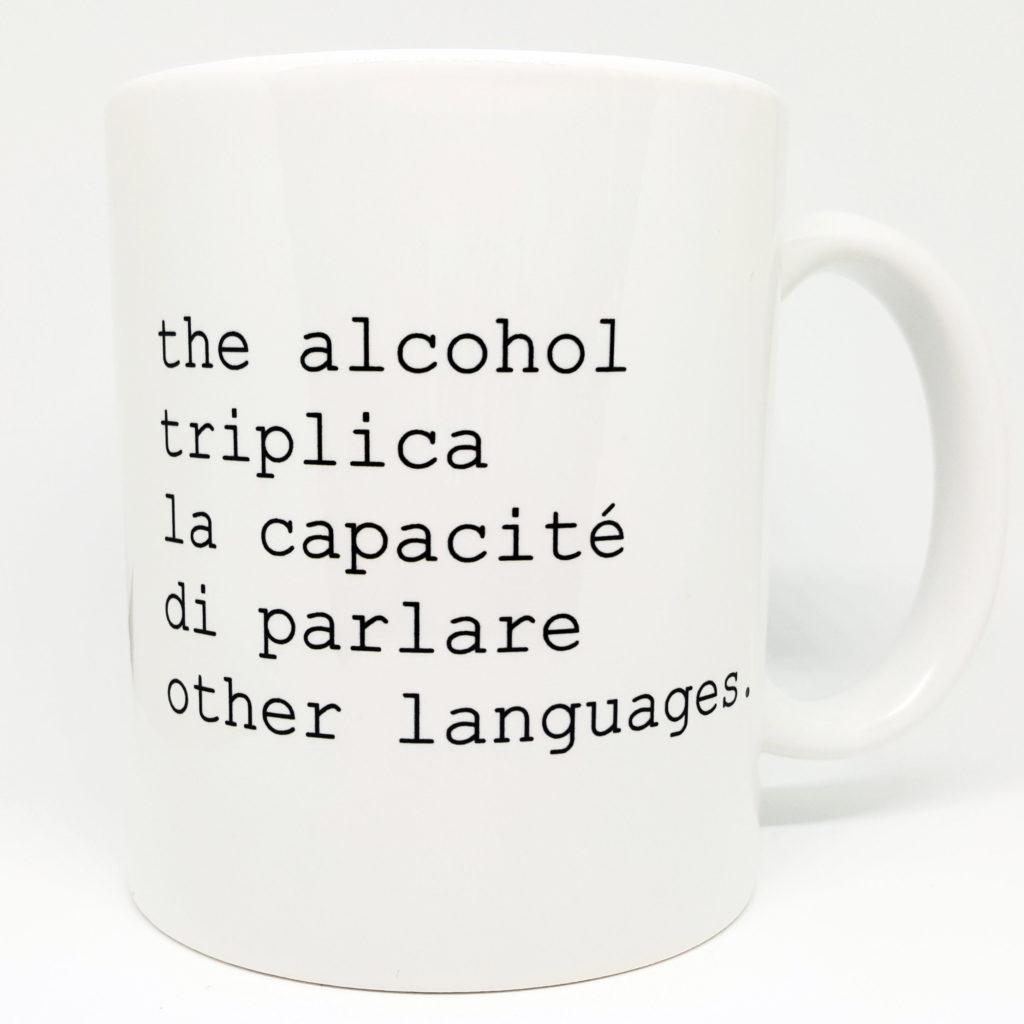 caneca the alcohol